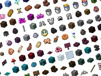 Minecraft Database and Other Tools